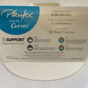 Playtex Intimates & Sleepwear - Playtex Underwire Lightly Lined Shape Bra